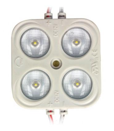 MODUŁ LED LINE OPTO 4X SMD2835 12V 3W 6000-6500K