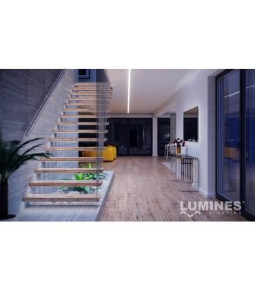 Profil LUMINES X napowierzchniowy