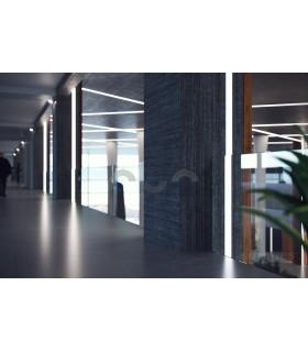 System oświetlenia LED sufitu RGB ze sterowaniem muzyką - 10m - PRO-LED Łódź