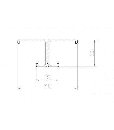 Profil LED - P9-1