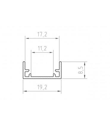 Profil LED - P11-1