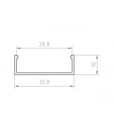 Profil LED - P13-1