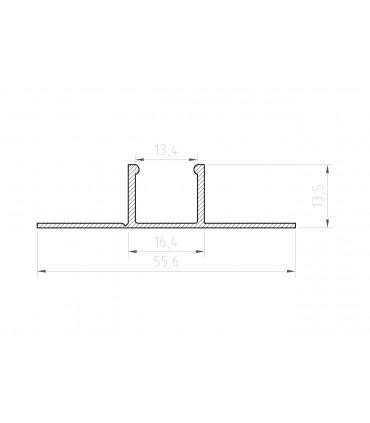 Profil LED - P17-1