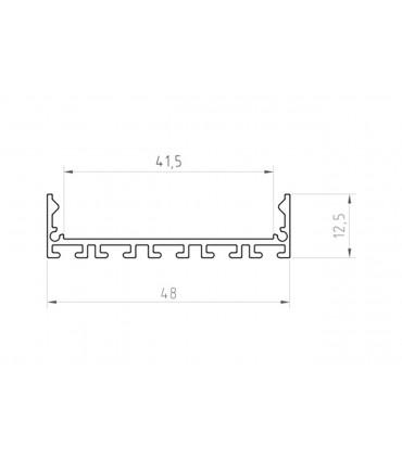 Profil LED - P20-1
