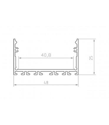 Profil LED - P23-3