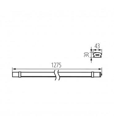 Oprawa liniowa LINER LED 36W-NW