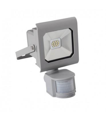 Naświetlacz LED ANTRA LED10W-NW-SE GR PIR