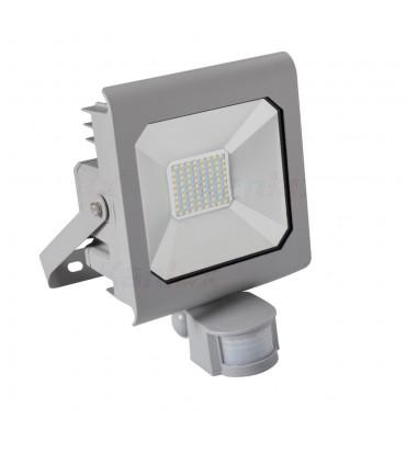 Naświetlacz LED ANTRA LED50W-NW-SE GR PIR