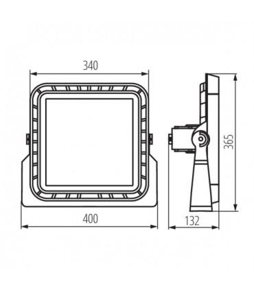 Naświetlacz LED FLM LED220W-NW110/150