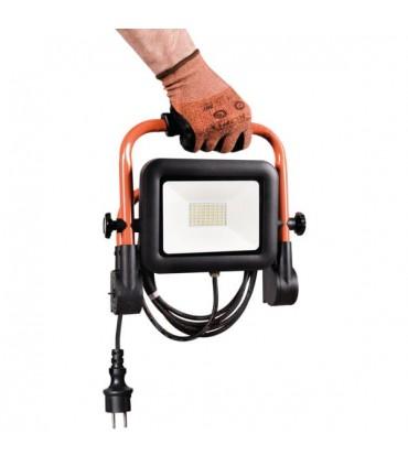 Naświetlacz LED przenośny 50W-B STATO