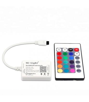 YL2S - Mi-Light - Kontroler WI-Fi MINI RGBW + IR zestaw