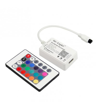 YL1S - Mi-Light - Kontroler WI-Fi MINI RGB + IR zestaw