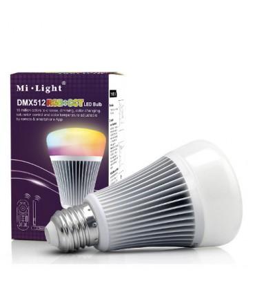 FUTD04 - Mi-Light - E27 9W DMX RGB+CCT