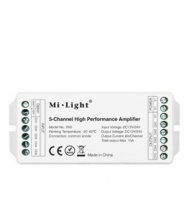 PA5 - Mi-Light - Wzmacniacz 5-kanałowy
