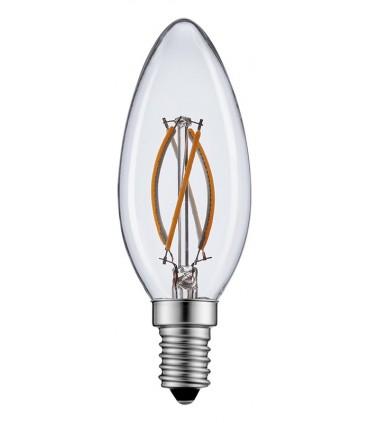 LED LINE E14 FILAMENT 180-265V 4W 488LM 4000K C35