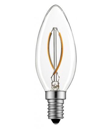 LED LINE E14 FILAMENT 180-265V 2W 260LM 2700K C35