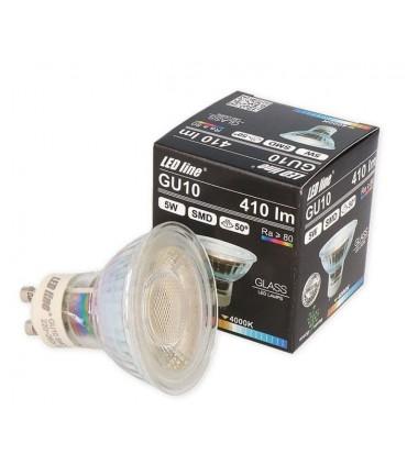 LED LINE GU10 SMD 220-260V 5W 410LM 50° 4000K