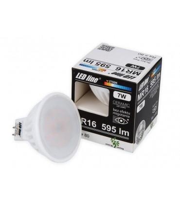LED LINE MR16 SMD 10-18V AC/DC 7W 595LM 2700K