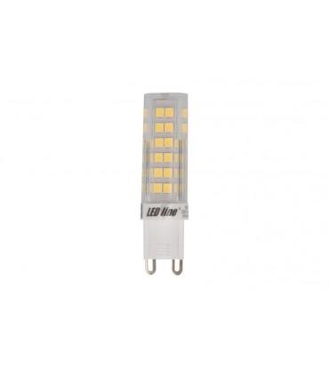 LED LINE G9 220-240V 6W 550LM 2700K