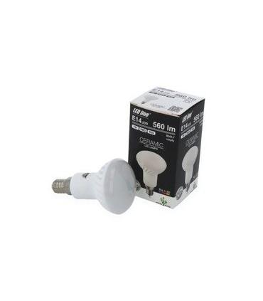 LED LINE E14 SMD 170-250V 7W 560LM 2700K R50