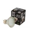 LED LINE GU10 SMD 220-260V 1W 20LM CZERWONA