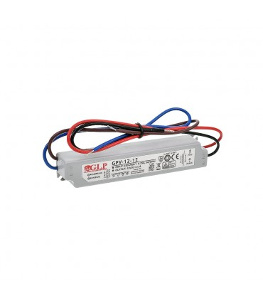 Zasilacz napięciowy hermetyczny IP67 12V 1A 12W GLP GPV-12-12