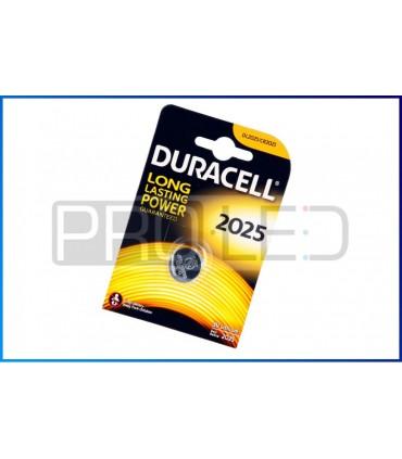 BATERIA DURACELL LITOWA CR2025