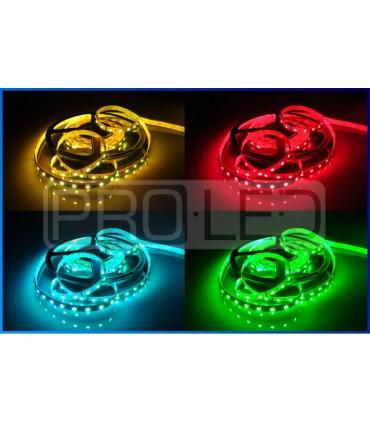 TAŚMA LED EPISTAR PREMIUM 5050 - 300 DIOD RGB NANO - 1MB