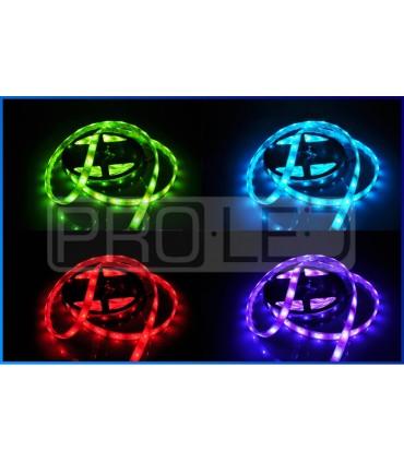 TAŚMA LED EPISTAR PREMIUM - 150 DIOD RGB WODOSZCZELNA - 1MB