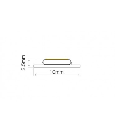 TAŚMA LED LINE 300 SMD5730 12V 3900-4175K CRI 95