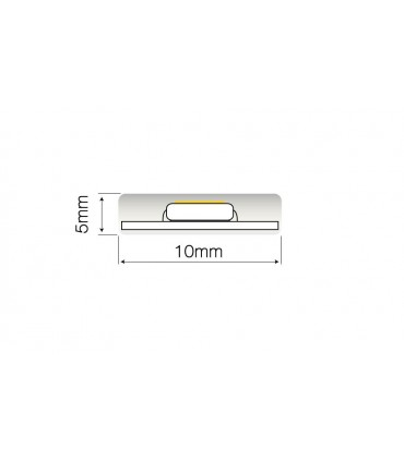 TAŚMA LED LINE 300 SMD3528 12V 2865-3025K IP67