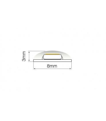 TAŚMA LED LINE 600 SMD2216 24V 2700-2868K IP65