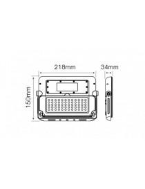 System oświetlenia LED sufitu biały ciepły ze sterowaniem dotykowym - 20m - PRO-LED Łódź