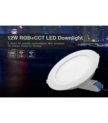 FUT066 - Mi-Light - DOWNLIGHT 12W RGB+CCT