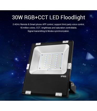 FUTT03 - Mi-Light - FLOODLIGHT 30W RGB+CCT