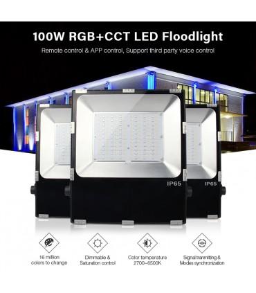 FUTT07 - Mi-Light - FLOODLIGHT 100W RGB+CCT