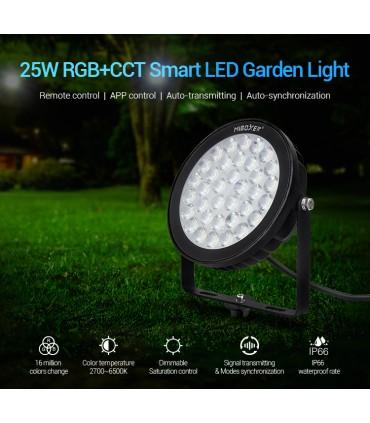 FUTC05 - Mi-Light - Garden Light 25W RGB+CCT (230V AC)