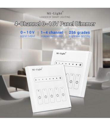 L4 - Mi-Light - 4-Channel 0~10V Panel Dimmer