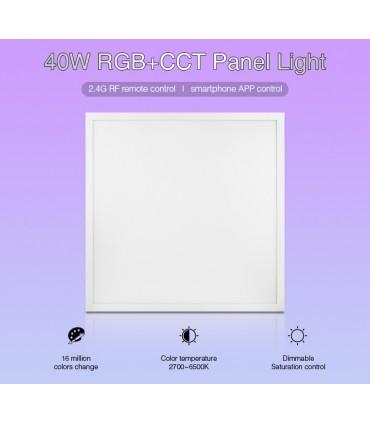 FUTL01 - Mi-Light - 40W RGB+CCT Panel Light