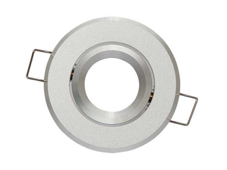 Oprawa LED do żarówek halogenowych odlew aluminium GX53